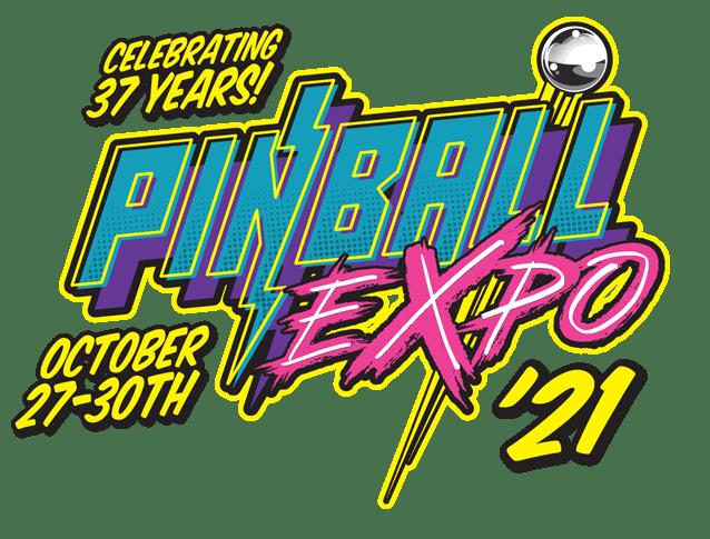 Pinball Expo Logo 2021